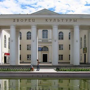 Дворцы и дома культуры Верхней Туры