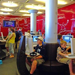 Интернет-кафе Верхней Туры