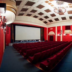 Кинотеатры Верхней Туры