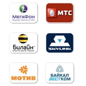 Операторы сотовой связи Верхней Туры