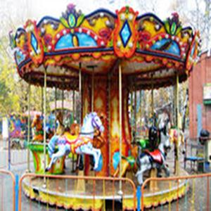 Парки культуры и отдыха Верхней Туры