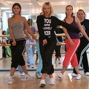 Школы танцев Верхней Туры