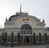 Железнодорожные вокзалы в Верхней Туре