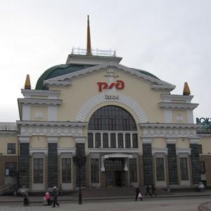 Железнодорожные вокзалы Верхней Туры